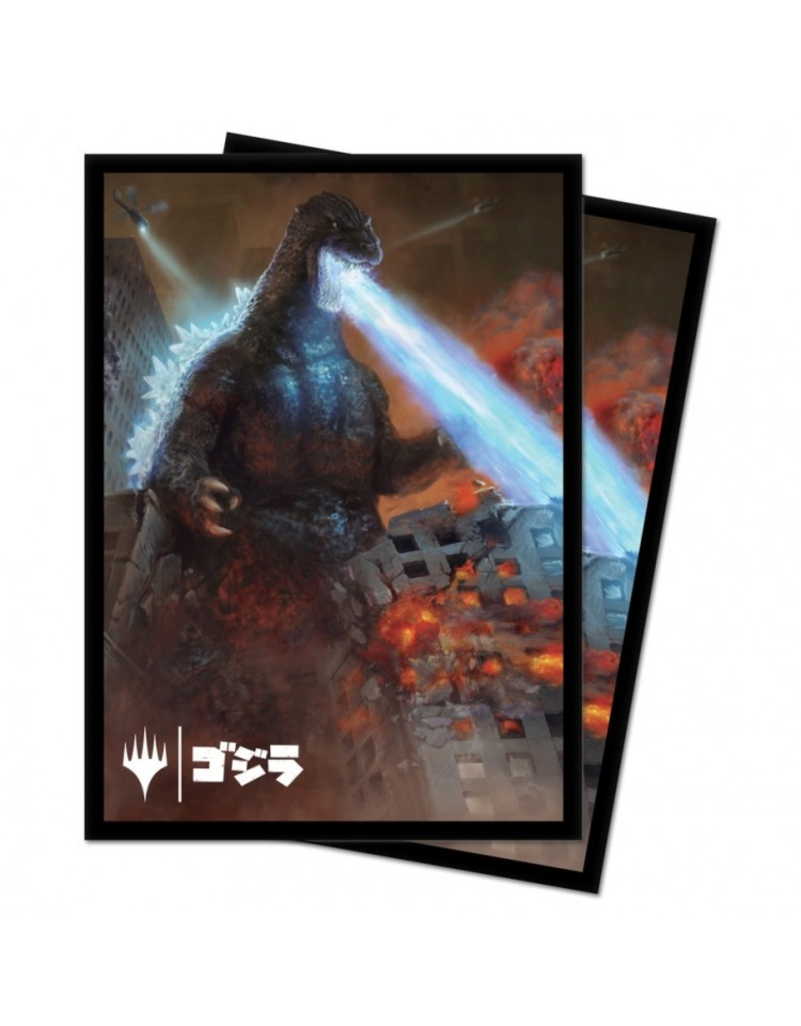 Ultra Pro Deck Protection: MtG: King of the Monsters (100)