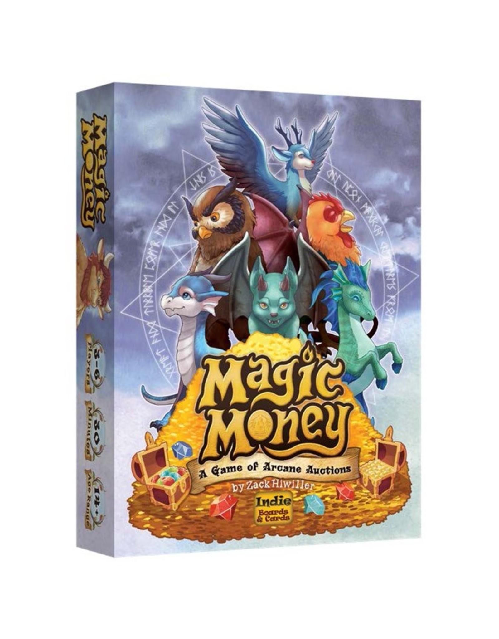 Indie Magic Money
