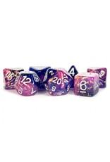 Dice 7-Set Eternal Purple-Blue-White