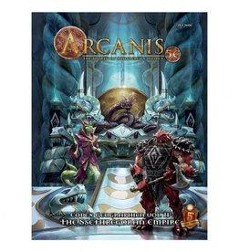 Paradigm Concepts D&D 5E: Arcanis: The Ssethregoran Empire