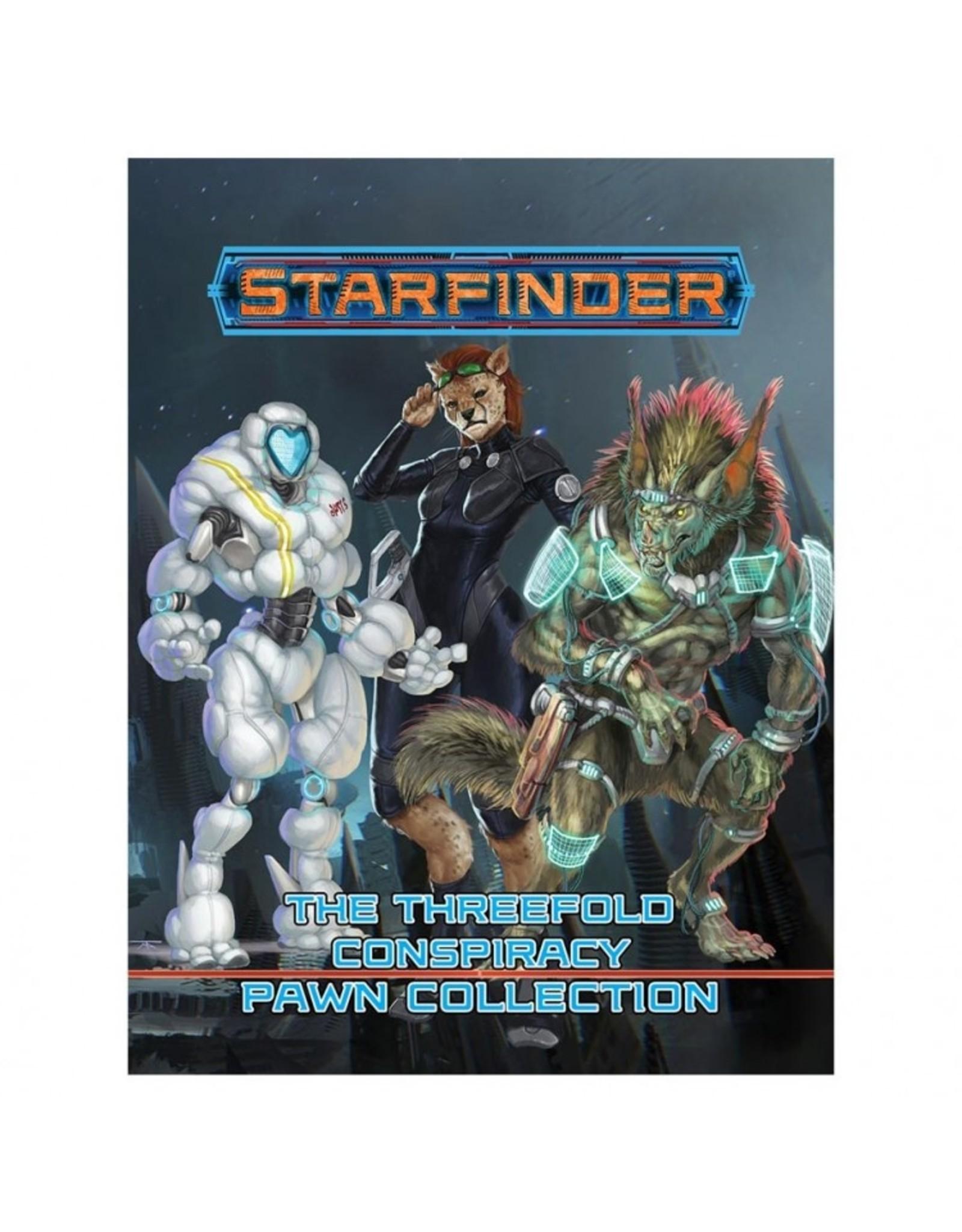 Paizo Publishing SFRPG: Pawns: TC Pawn Collection