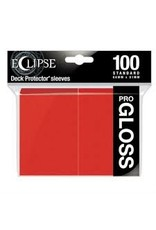 Ultra Pro DP: Eclipse Gloss: Apple Red (100)