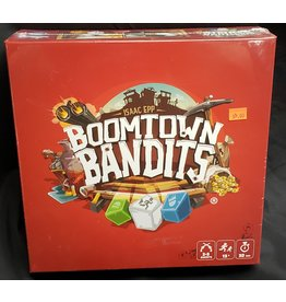 Ding & Dent Boomtown Bandits (Ding & Dent)