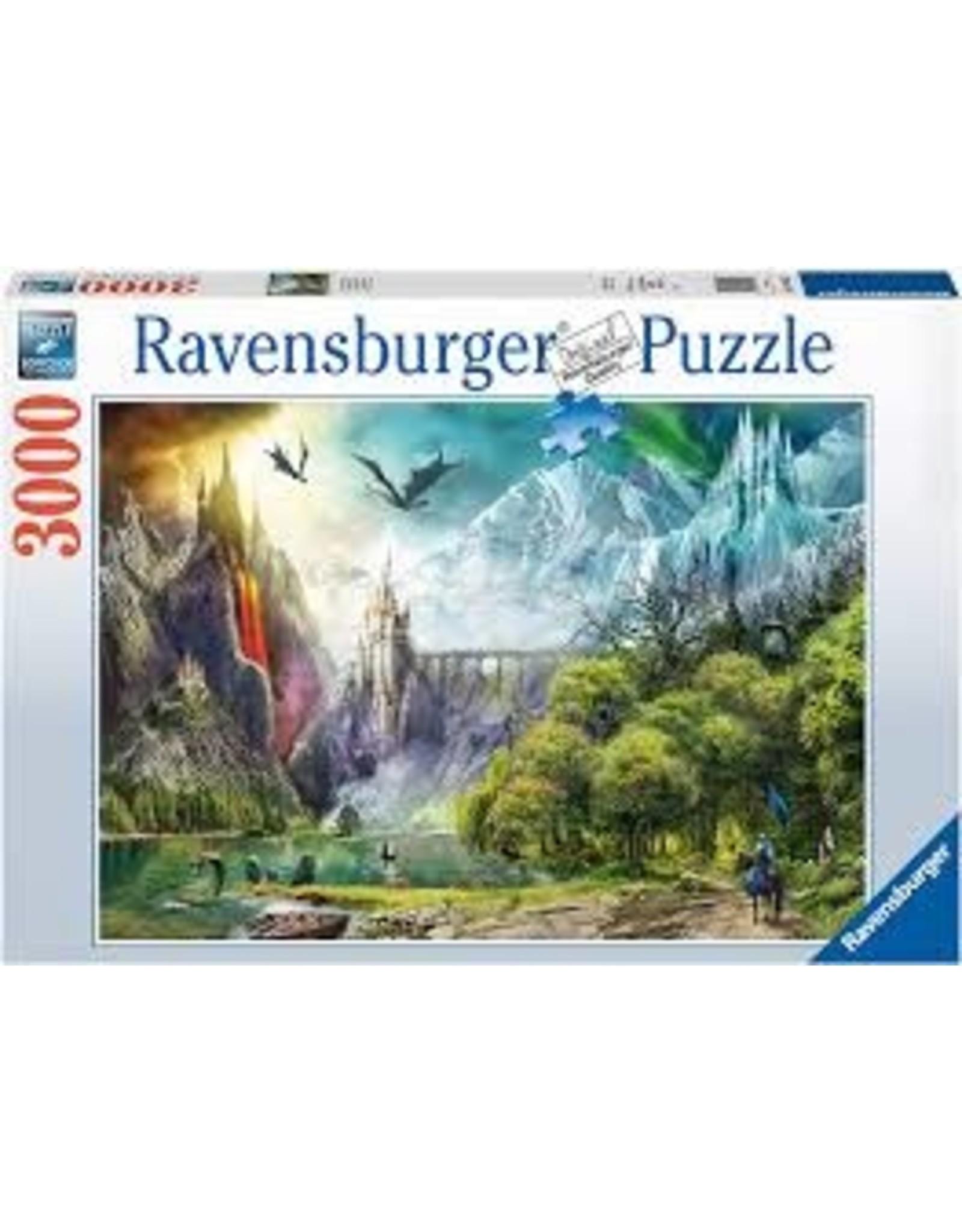 Ravensburger Reign of Dragons (3000 piece)