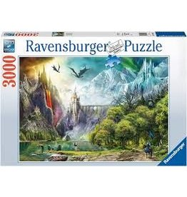 Ravensburger Reign of Dragons (3000 piece)