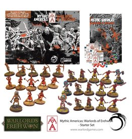 Warlord Games Mythic Americas: Aztec & Nations Starter Set (Pre Order)