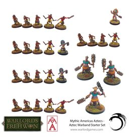 Warlord Games Mythic Americas: Aztec Warband Starter Set (Pre Order)