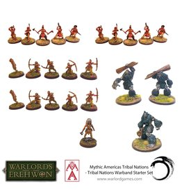 Warlord Games Mythic Americas: Tribal Nations Warband Starter Set  (Pre Order)