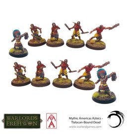 Warlord Games Mythic Americas: Tlalocan-Bound Dead and Undying Champion (Pre Order) (Special Order Only)