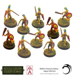 Warlord Games Mythic Americas: Jaguar Warriors (Pre Order)