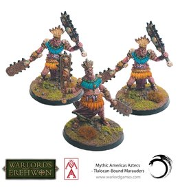 Warlord Games Mythic Americas: Tlalocan-Bound Marauders (Pre Order) (Special Order Only)
