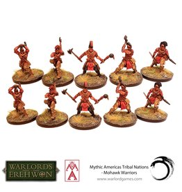 Warlord Games Mythic Americas: Mohawk Warriors (Pre Order)