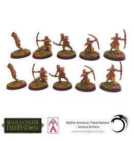 Warlord Games Mythic Americas: Seneca Archers (Pre Order)