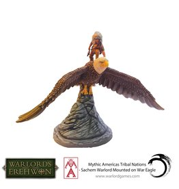 Warlord Games Mythic Americas: Sachem Warlord Mounted on War Eagle (Pre Order) (Special Order Only)