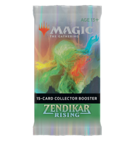 Magic MtG: Zendikar Rising: Collector Booster Pack