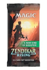 Magic Magic the Gathering: Zendikar Rising: Set Booster Pack
