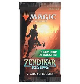 Magic MtG: Zendikar Rising: Set Booster Pack