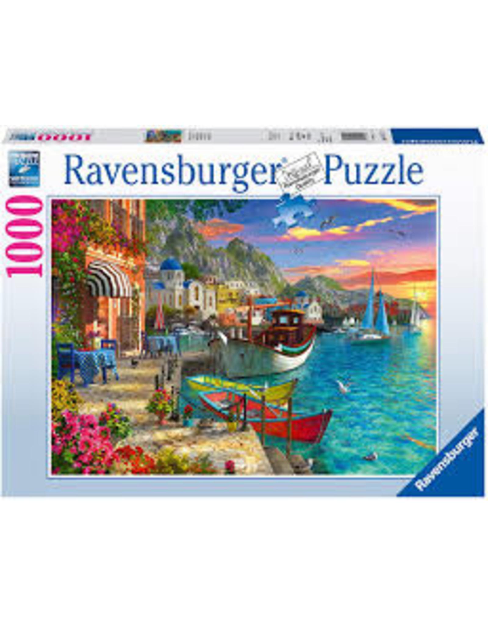 Ravensburger Grandiose Greece (1000 piece)