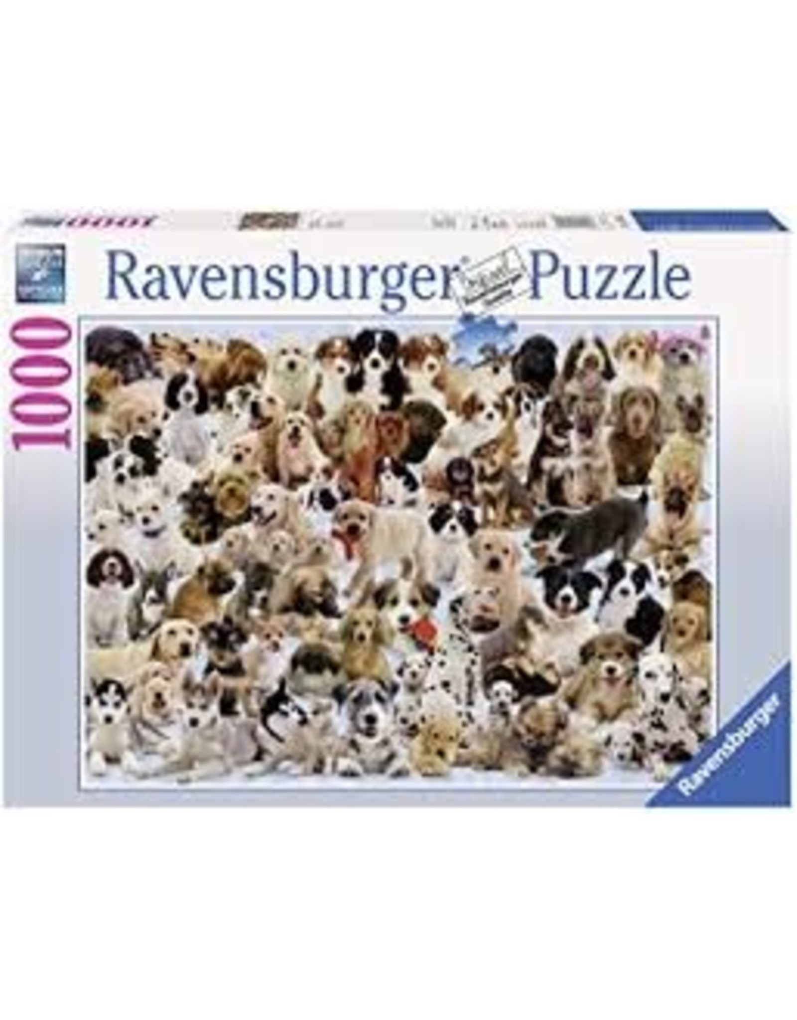 Ravensburger Dogs Galore! (1000 piece)