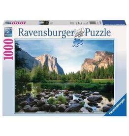 Ravensburger Yosemite Valley (1000 piece)