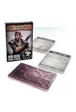 Necromunda Necromunda: Orlock Gang Tactics Cards