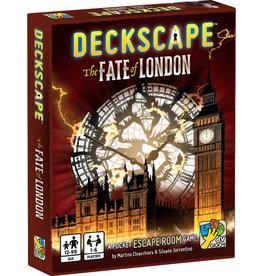dV Giochi Deckscape: The Fate of London