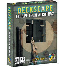 dV Giochi Deckscape: Escape from Alcatraz