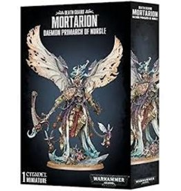 Warhammer 40K Chaos: Death Guard Daemon Primarch Mortarion