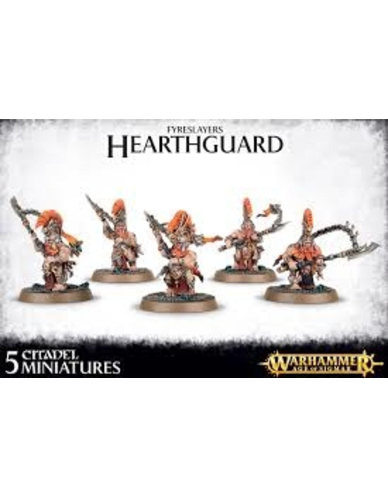 Age of Sigmar Fyreslayers Hearthguard