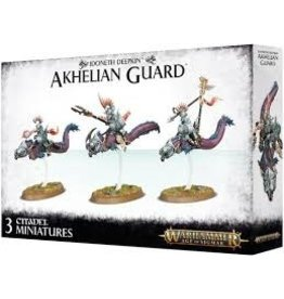 Age of Sigmar Idoneth Deepkin: Akhelian Guard