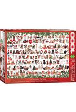 Eurographics Holiday Dogs