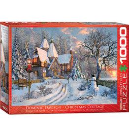 Eurographics Christmas Cottage
