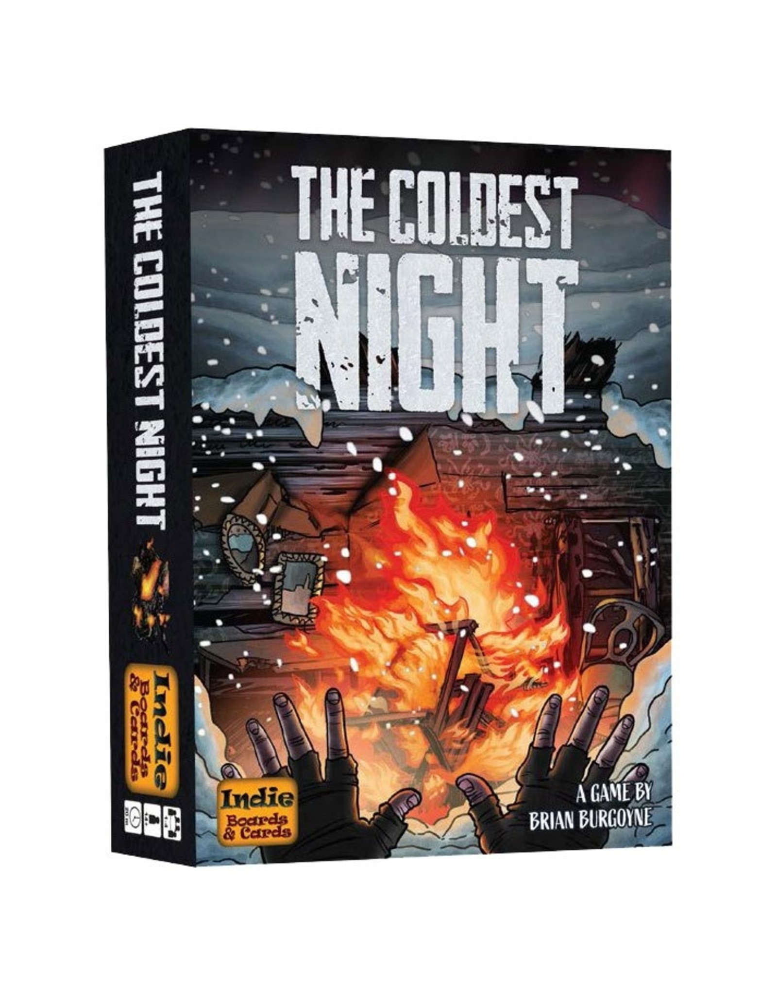 Indie The Coldest Night