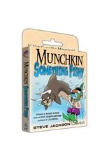 Steve Jackson Games Munchkin: Something Fishy