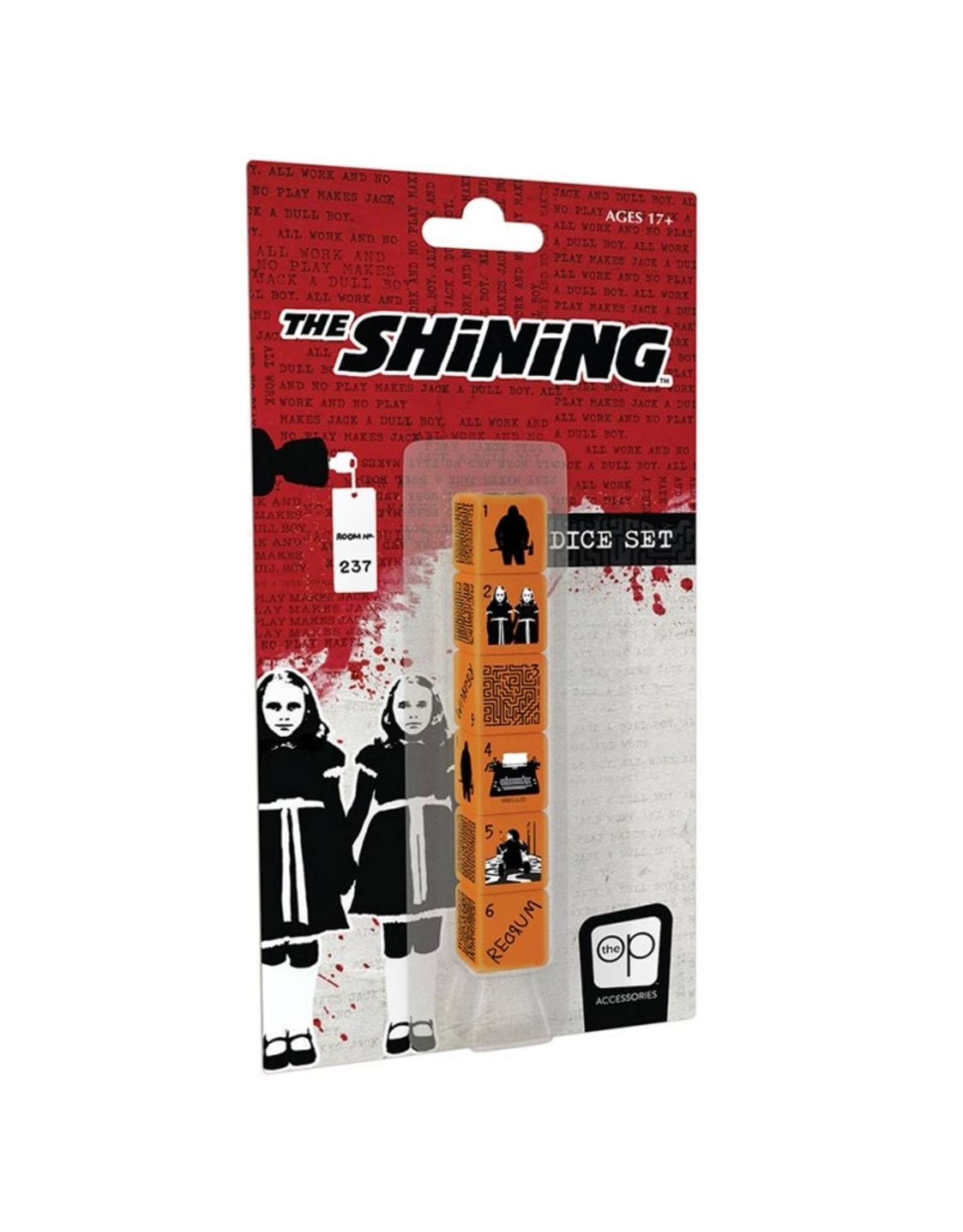 The OP D6 The Shining Dice (6)