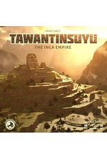 Tawantinsuyu: The Incan Empire