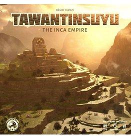 Tawantinsuyu: The Incan Empire