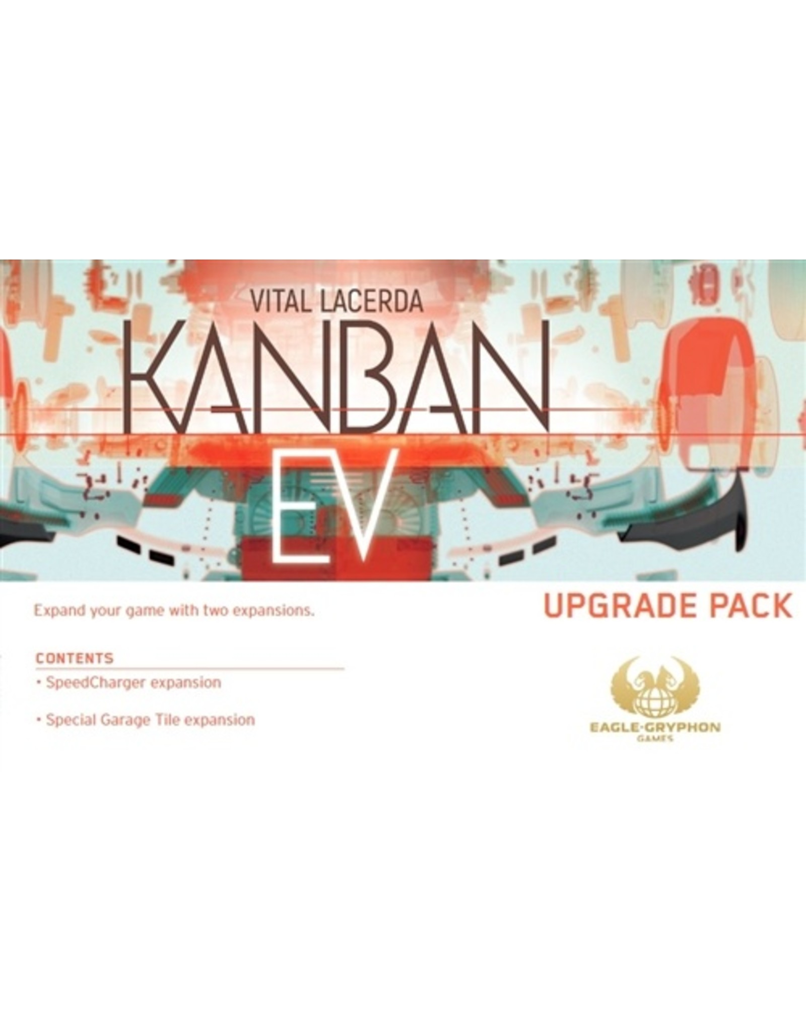 Kanban EV: Upgrade Pack (Pre Order)