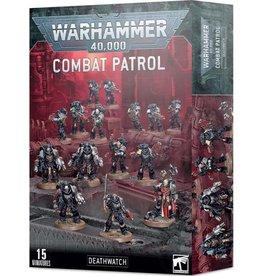Warhammer 40K Combat Patrol: Deathwatch (Pre Order)