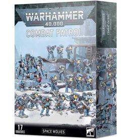 Warhammer 40K Combat Patrol: Space Wolves (Pre Order)