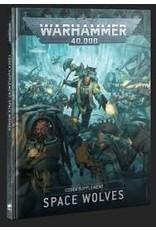 Warhammer 40K Space Wolves Codex