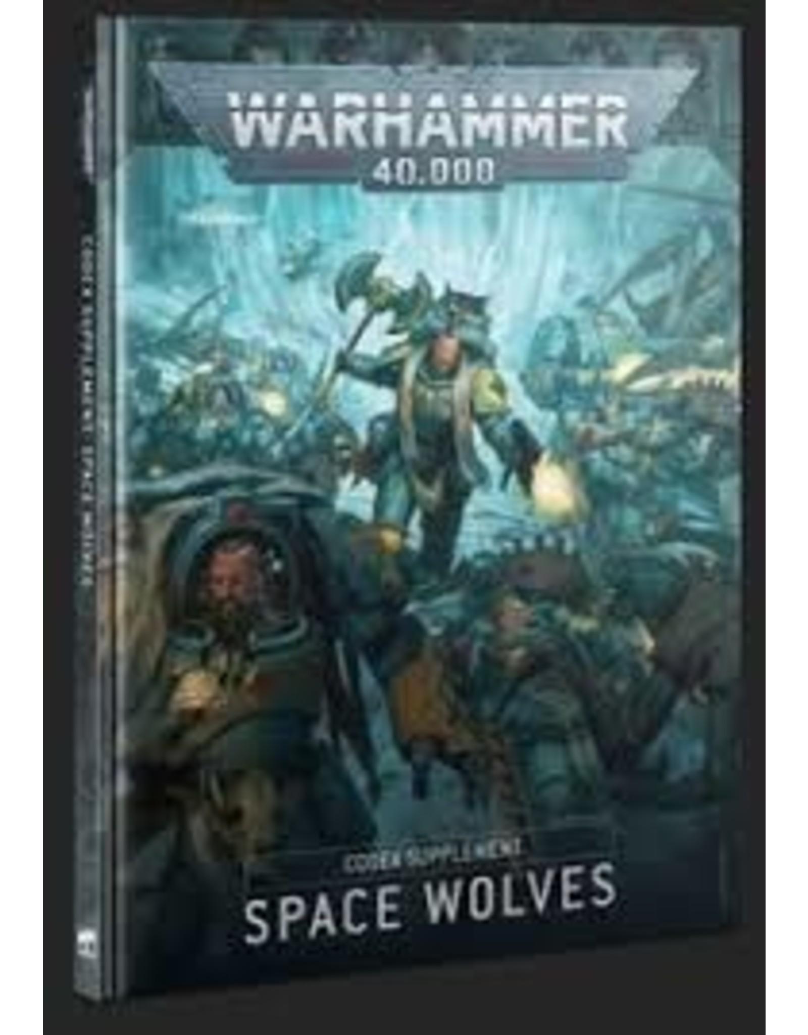 Warhammer 40K Codex: Space Wolves