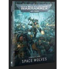 Warhammer 40K Codex: Space Wolves  (Pre Order)