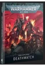 Warhammer 40K Deathwatch Codex