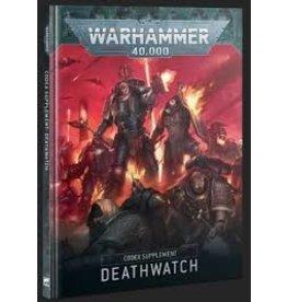 Warhammer 40K Codex: Deathwatch  (Pre Order)