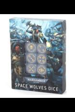 Warhammer 40K Space Wolves Dice Set
