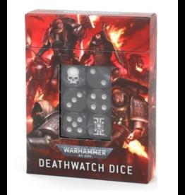 Warhammer 40K Deathwatch Dice Set (Pre Order)