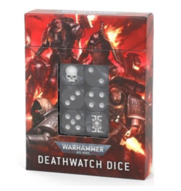 Warhammer 40K Deathwatch Dice Set
