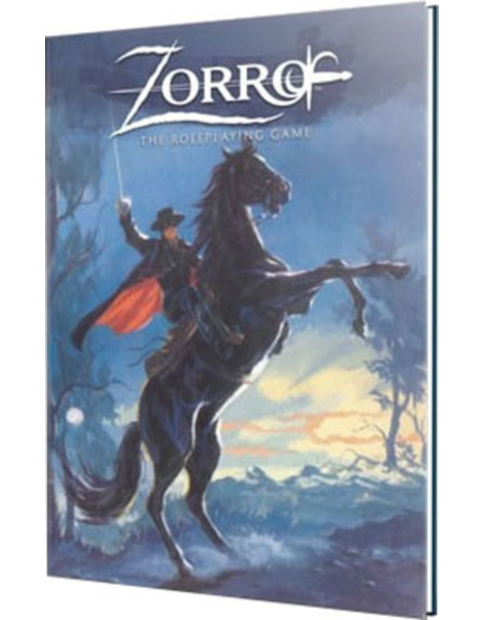 Zorro: The Roleplaying Game