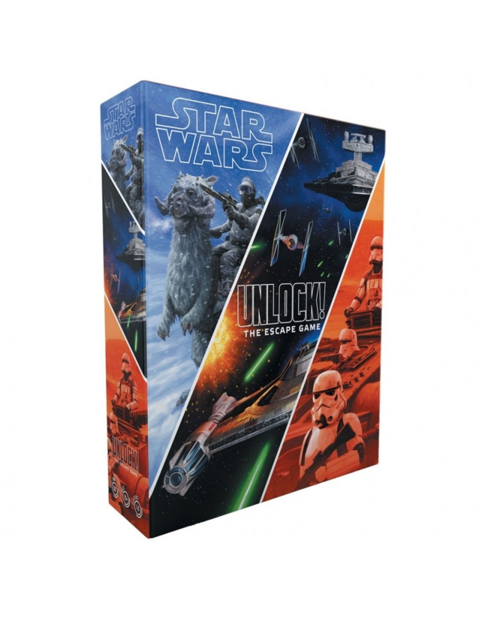Asmodee Star Wars UNLOCK!